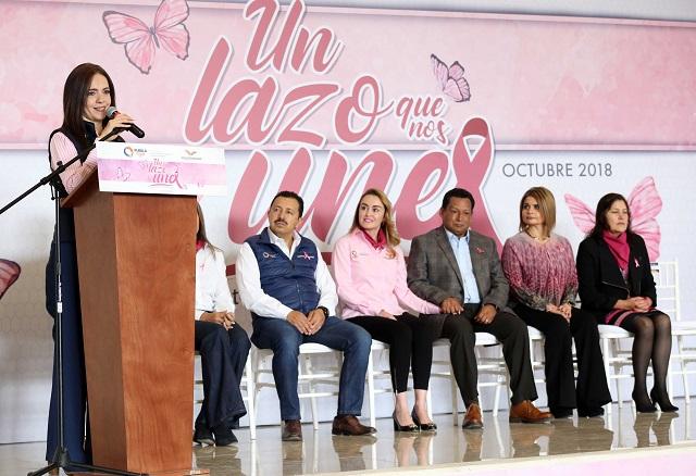 SEP y Salud promueven autocuidado y prevención del cáncer de mama