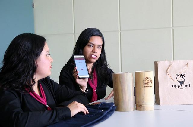 Estudiantes poblanos desarrollan proyectos con alto impacto social