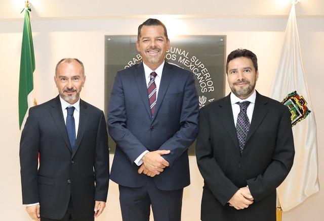 Dan a Montiel y Galván cuarta y primera sala civil en el TSJ