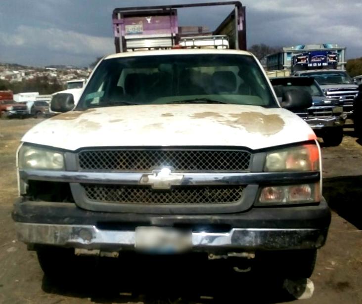 SSP aseguró cuatro vehículos con hidrocarburo robado