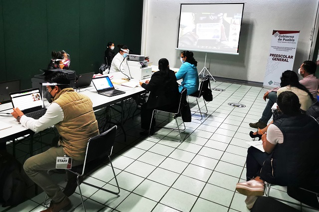 Ofrece gobierno transparencia en asignación de plazas a docentes