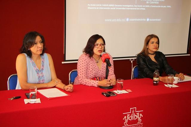 Analizan la paz de Colombia en conversatorio de la Ibero Puebla