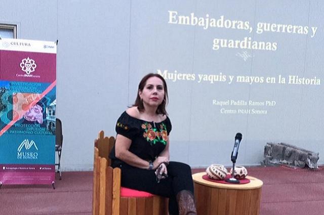 Asesinan en Sonora a la historiadora y antropóloga Raquel Padilla