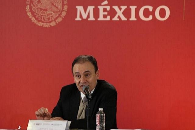 Ya hay detenidos por el asesinato de los LeBarón, dice Durazo