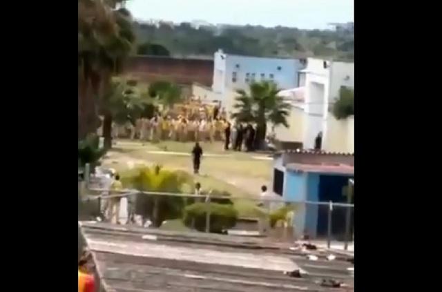 Motín en penal de Morelos deja saldo de 4 muertos, según reporte