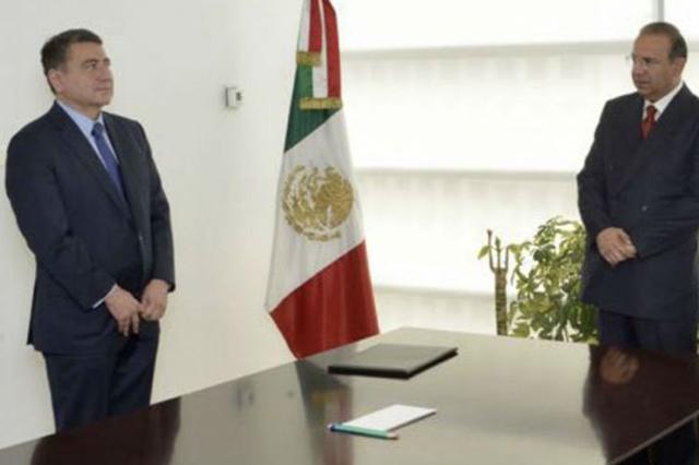 Víctor Manuel Torres asume la División de Inteligencia de la Policía Federal