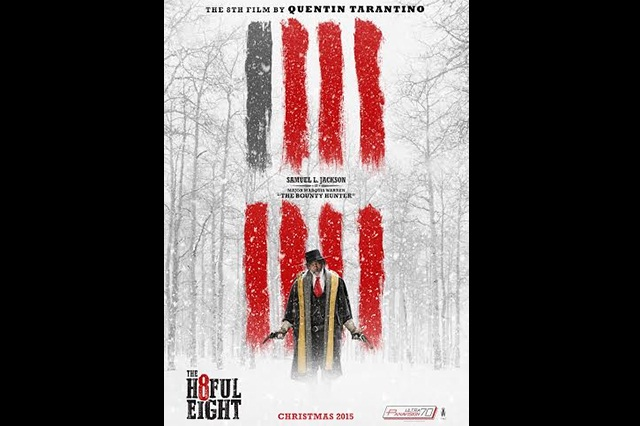 Este fin de semana llega a salas nacionales The Hateful Eight