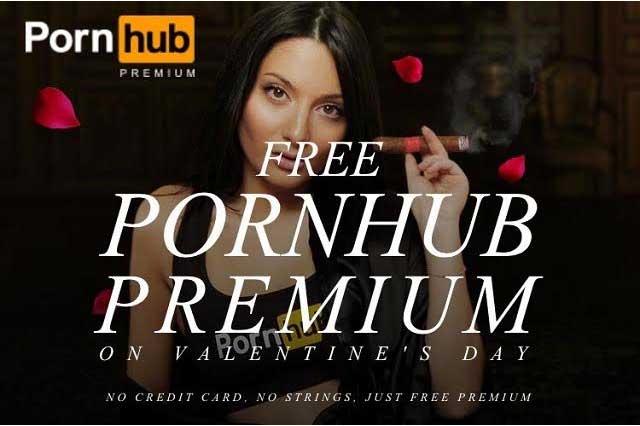 ¿Estás sólo este Día del Amor? Sitio porno abre hoy contenido Premium