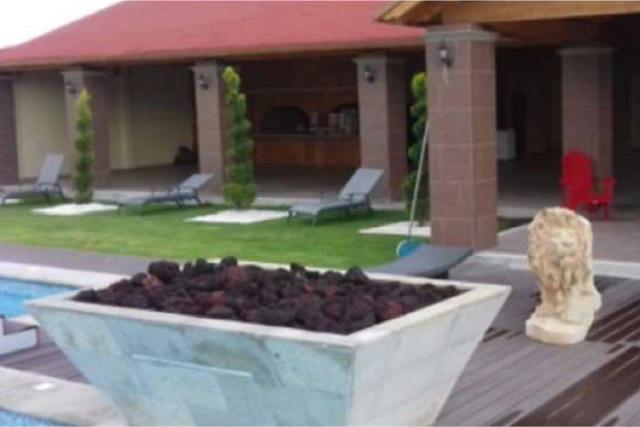 Decomisan en Guanajuato casa paradisiaca de El Marro
