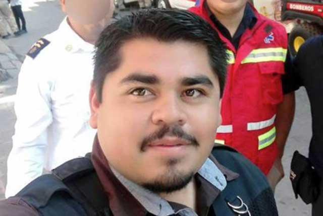 Matan en San Luis Potosí al fotoperiodista Edgar Daniel Esqueda Castro