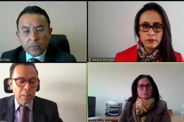 Llegan a tribunales candidaturas del PAN y caso de violencia política