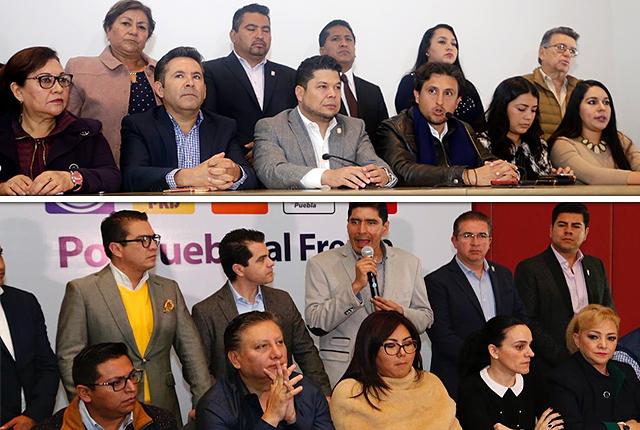 Morena pide blindar al Congreso ante ataques y Frente va contra JJ