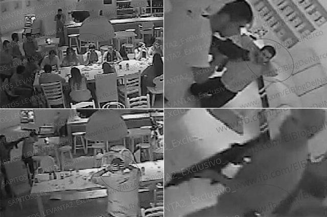 Confirma fiscal que son reales las fotos del secuestro de los hijos de El Chapo