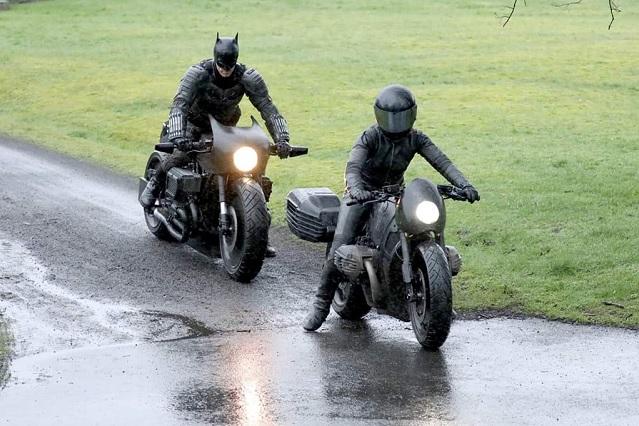 Filtran nuevas fotografías desde el set de 'The Batman'