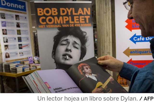 Terminó el suspence y Bob Dylan no acudió a la ceremonia de los Nobel