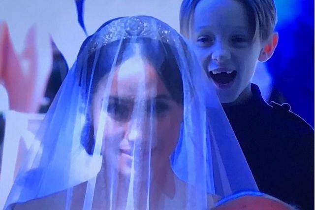 ¿Quién es el niño que se robó los reflectores en la boda real?