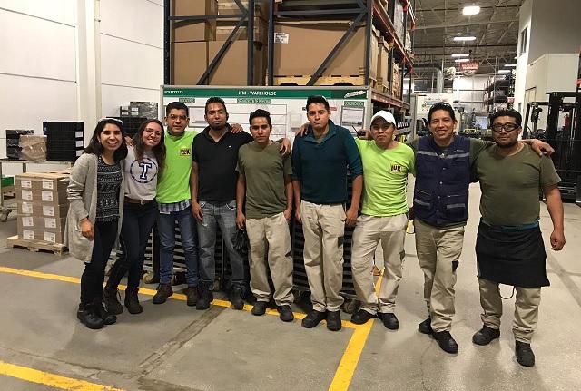 Alumnos del Tec mejoran proceso logístico en LuK Schaeffler México