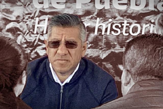 Juan Daniel Gámez Murillo va para titular de Infraestructura