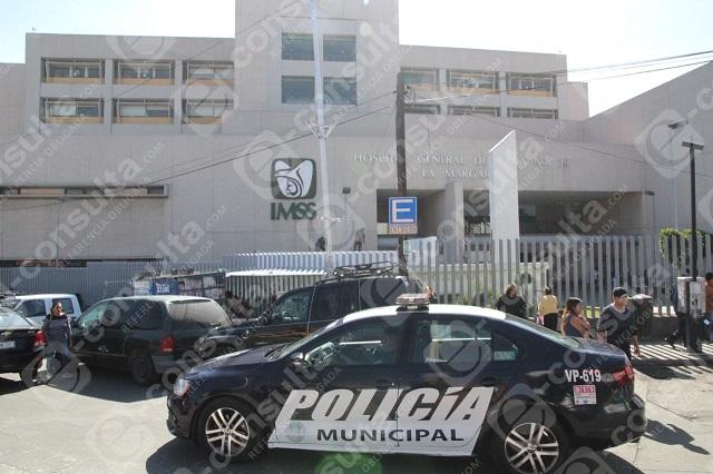 Tratante sentenciado se suicida en el IMSS de La Margarita