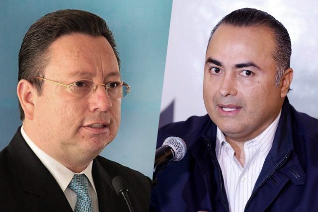 Niegan Castañón y Villanueva amenazas a Eduardo Rivera