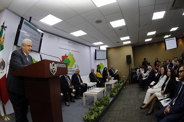 FOVISSSTE llega al nuevo gobierno con liquidez financiera: Godina
