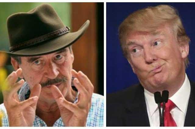 Fox le advierte a Donald Trump que en Cancún no será bienvenido