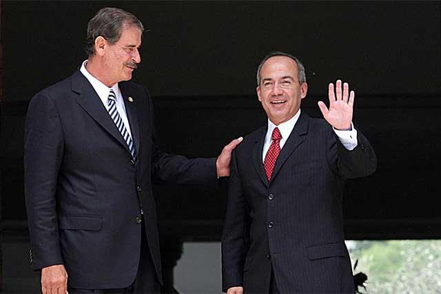 Aurelio Nuño le echa la culpa a Fox y a Calderón del conflicto magisterial