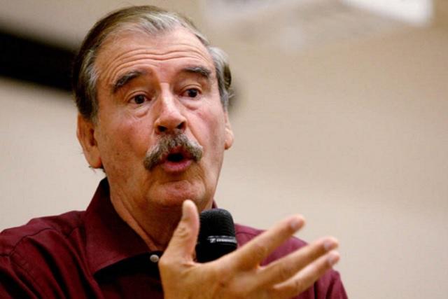 Sí AMLO cree que le sirve a México, que cuente con mi pensión, dice Fox