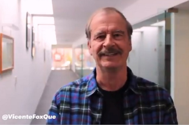 Fox tendrá seguridad todo el tiempo que sea necesario, dice AMLO
