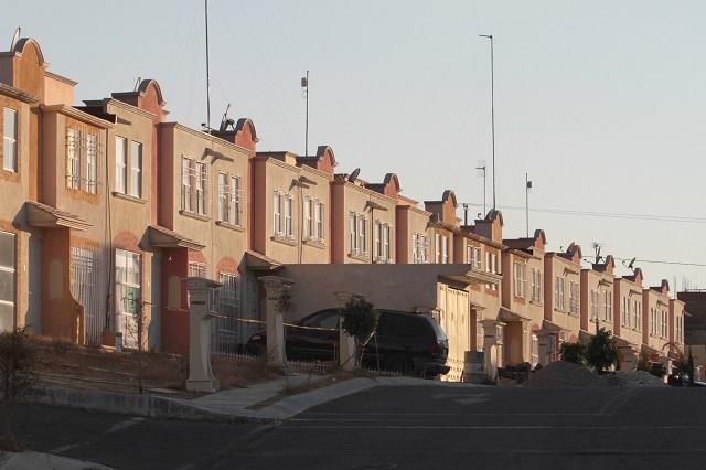 Desarrollo inmobiliario de Atlixco se encuentra en crisis