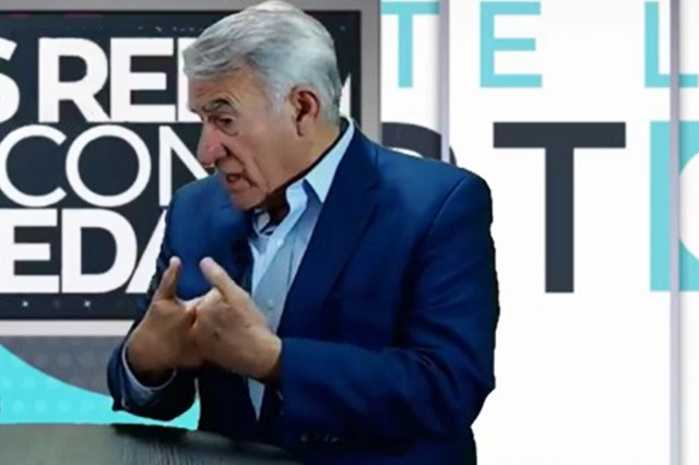 Quiero ser candidato y rescatar la alianza PAN-PRD-MC, dice Fraile