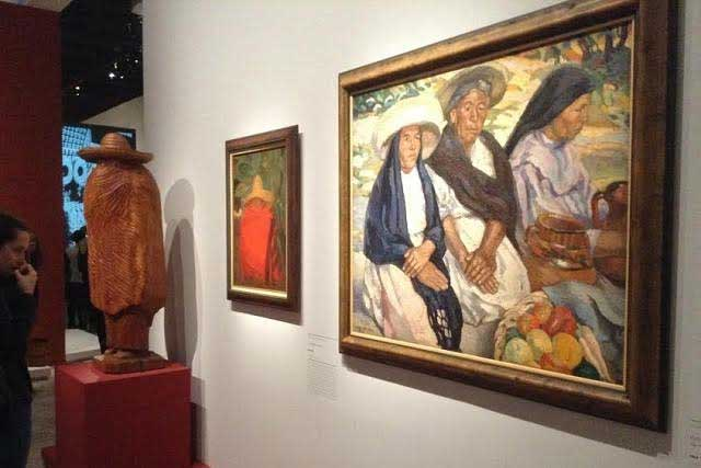 Exposición de 60 Artistas mexicanos en el Grand Palais de Paris