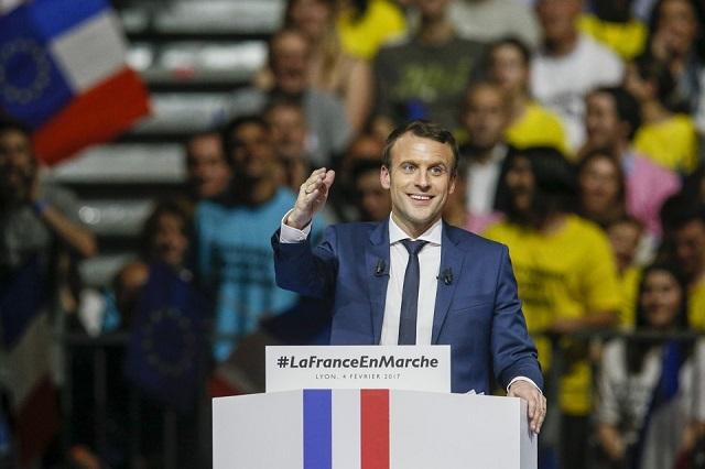 Capturan a un sujeto que planeaba matar al presidente de Francia