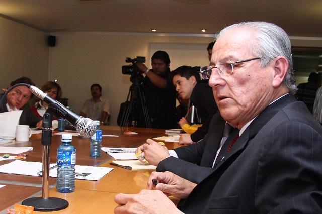 Contraloría reserva datos sobre peculado de Francisco Castillo