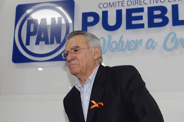 Confía Fraile en que el PAN sumará apoyos en la campaña