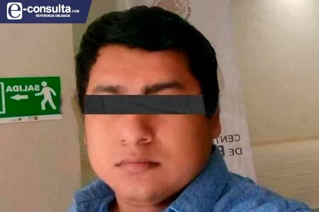 Aplican Ley Olimpia a hombre por difusión de fotos intimas en Altepexi