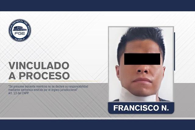 Está preso por ataque sexual a una adolescente en Puebla