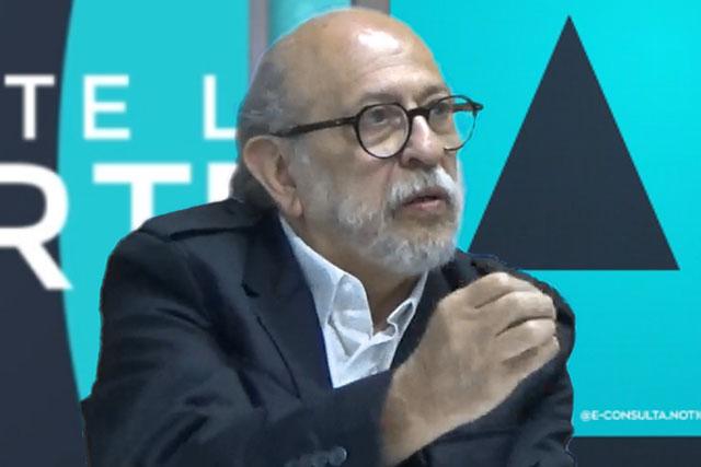 Vélez Pliego pide debate y piso parejo para elegir rector BUAP