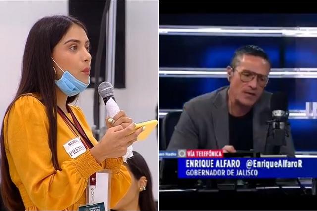 'Ridícula', así llaman Francisco Zea y Alfaro a comunicadora Juncal Solano