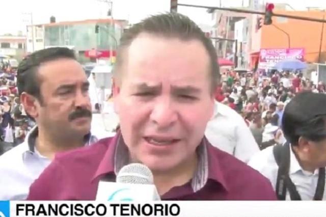 Ofrecen 500 mil pesos por los asesinos del edil de Valle de Chalco