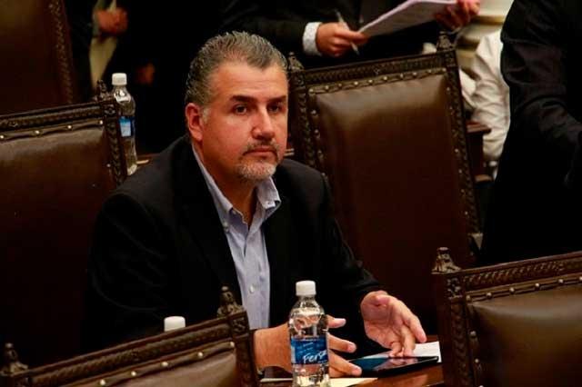 Franco Rodríguez no pedirá licencia para irse a la campaña del PAN