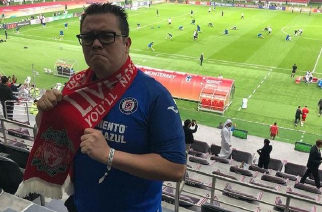 Franco Escamilla ya veía a Cruz Azul campeón y sigue sin perder la fe