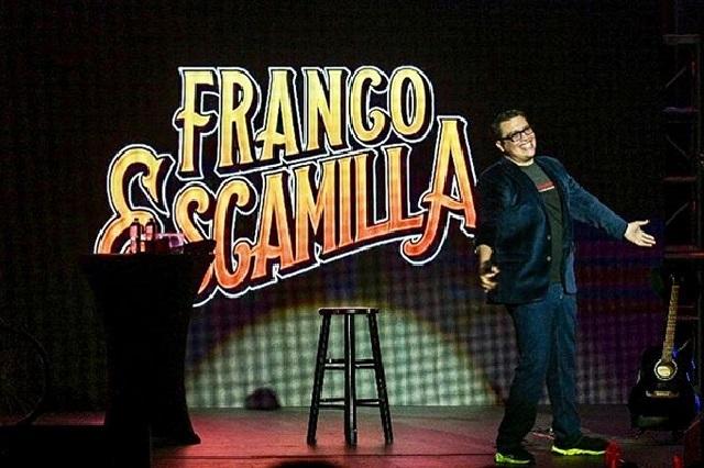 ¿Ha contratado el crimen organizado el show de Franco Escamilla?