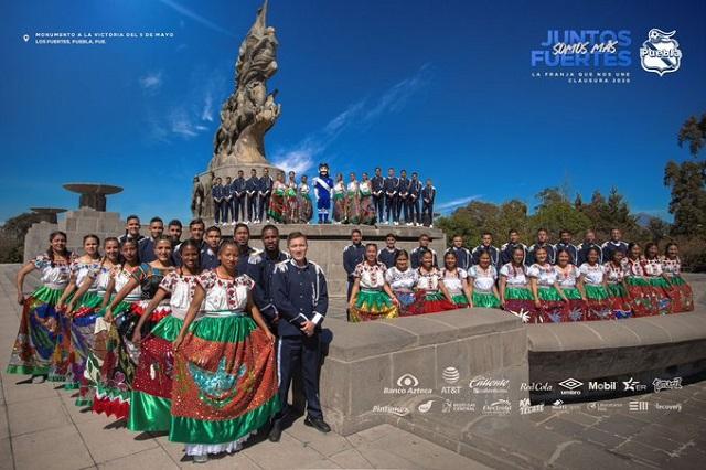 Sorprende La Franja con foto oficial para el Clausura 2020