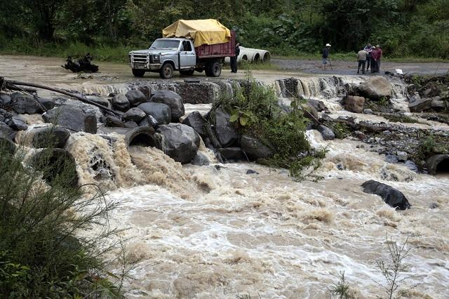 La tormenta tropical Elida ocasionará lluvias intensas en Puebla