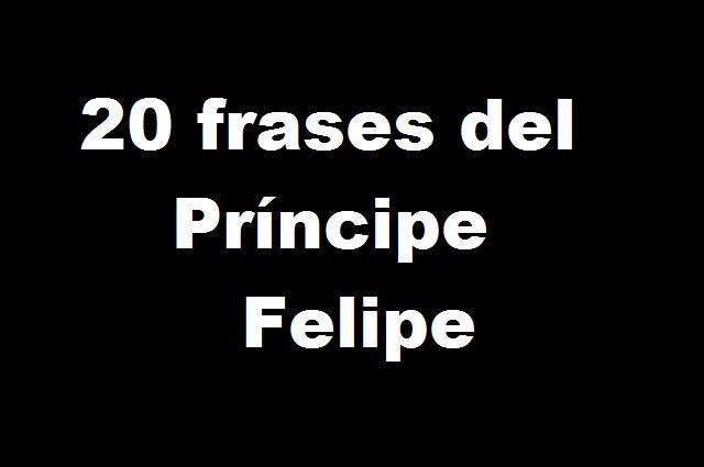 20 frases del Príncipe Felipe, quien murió a los 99 años de edad