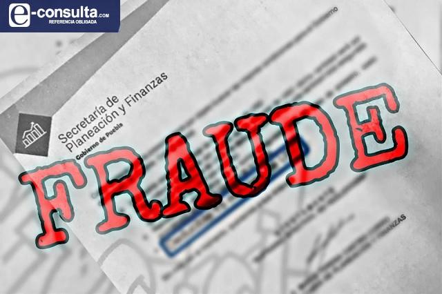 Alertan posible fraude de Hacienda y Finanzas en Atlixco