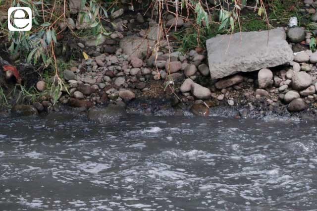 Frena la Semarnat construcción de subcolector pluvial en Cuautlancingo