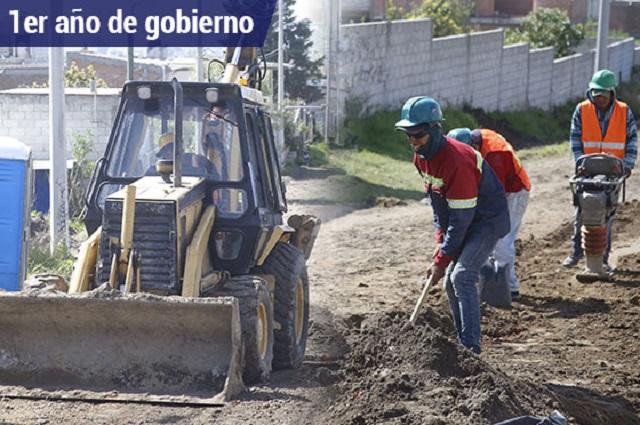 Covid frena obras en municipios poblanos este año, acusan ediles