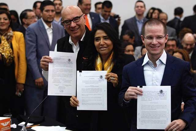 El Frente Ciudadano por México ya se reparte los cargos para 2018